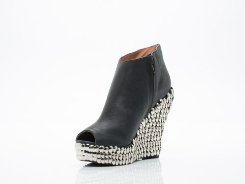 Jeffrey Campbell In Black Tick 2.0
