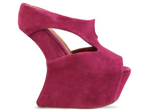 Jeffrey Campbell In Fuchsia Tonite