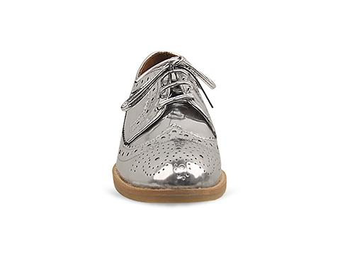 Jeffrey Campbell In Silver Townsend