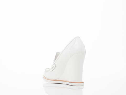 Jeffrey Campbell In White Box Tremont
