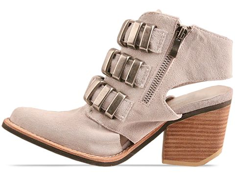 Jeffrey Campbell In Ice Suede Tripoli