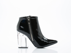 Jeffrey Campbell In Black Patent Clear Truly LH