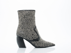 Jeffrey Campbell In Black Silver Tunney