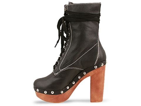 Jeffrey Campbell In Black Tan Underground