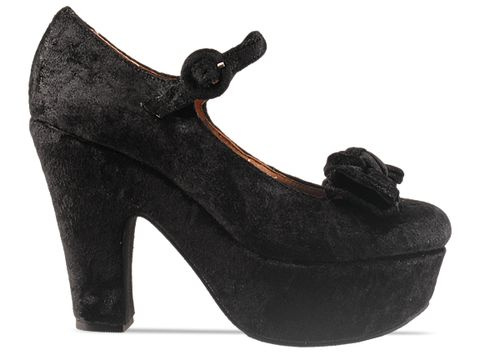 Jeffrey Campbell In Black Wanted G