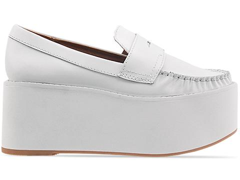 Jeffrey Campbell In White Weller
