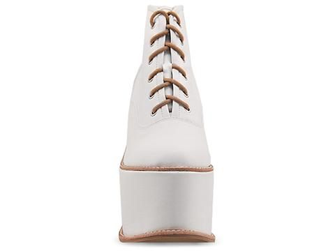 Jeffrey Campbell In White Werks