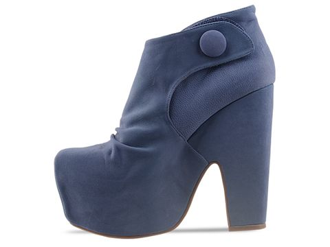 Jeffrey Campbell In Blue What