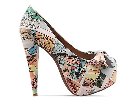 Jeffrey Campbell In Cartoon Why Yes