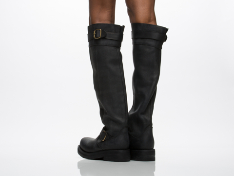 Jeffrey Campbell In Black Distressed Wishlist 4