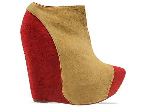 Jeffrey Campbell In Red Yellow Zandy NS