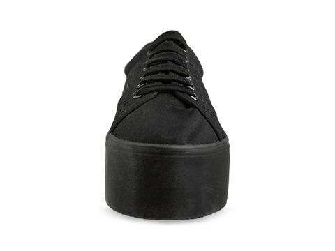 Jeffrey Campbell In Black Black Zomg