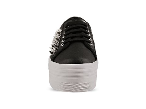 Jeffrey Campbell In Black Silver White Zomg Stud
