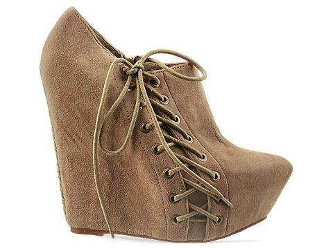 Jeffrey Campbell In Taupe Zup