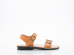 Jerusalem Sandals In Tan The Original Mens