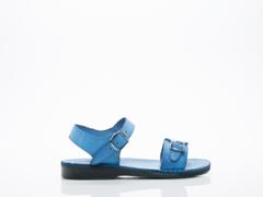 Jerusalem Sandals In Blue The Original Womens
