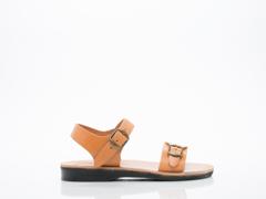 Jerusalem Sandals In Tan The Original Womens