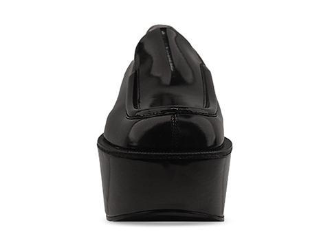 Jil Sander Navy In Black Platform Loafer