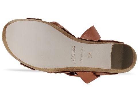 Joes In Cognac Leather Brenda V