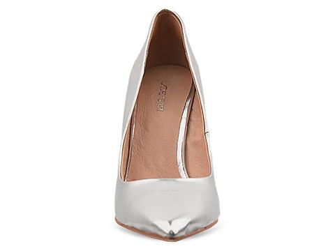 Joes In Silver Metallic Delores