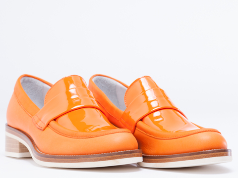 Karen Walker X Beau Coops In Orange Jett