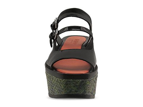 Kenzo In Black Patent Green 235284