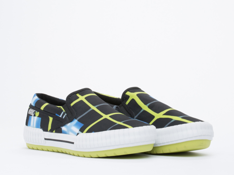 Kenzo In Double Check Wild Lime Hevyn Mens