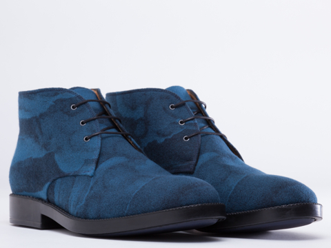 Kenzo In Night Cloud Cobalt Blue Kurt Mens