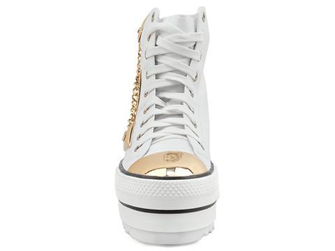 Kobe Husk In White Bournster Chaser Sneaker