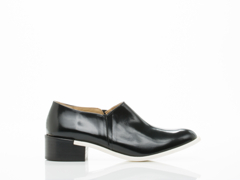 LOQ In Black Box Calf Leather Toro