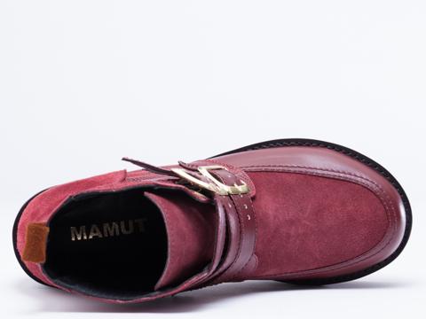 Mamut In Bordo Vintage