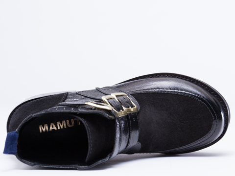 Mamut In Negro Vintage