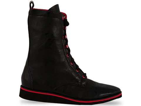 Marais USA In Black Army Boot