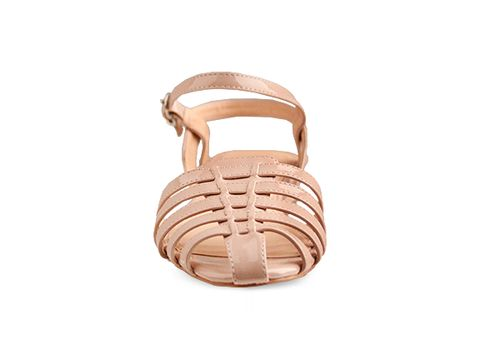 Marais USA In Blush Woven Sandal