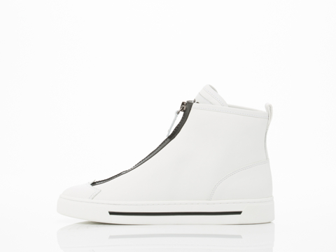 Marc by Marc Jacobs In White Cute Kicks Sneaker