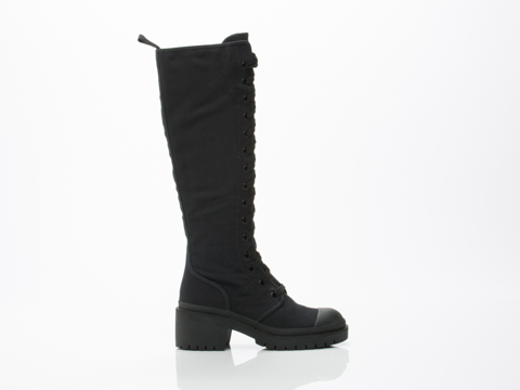 Marc by Marc Jacobs In Black Long Boot
