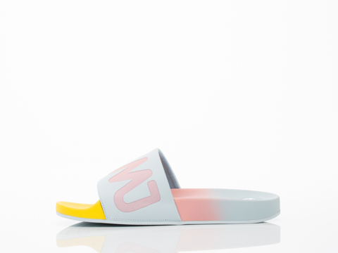 Marc by Marc Jacobs In Sunset Multi Tech Flip Flop