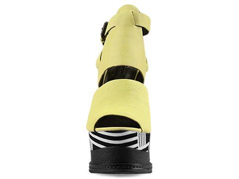 Matiko In Black Yellow Cher