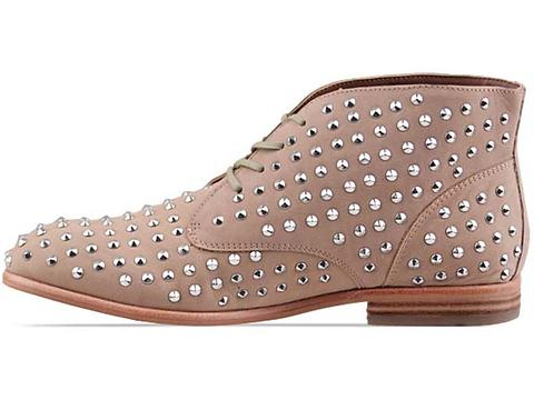 Matiko In Light Brown Silver Studs Oliver