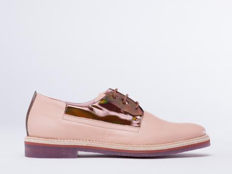 Miista In Pink Bronze Alison