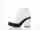 Miista In White Francesca