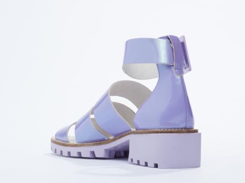 Miista In Pearl Lavender Penny