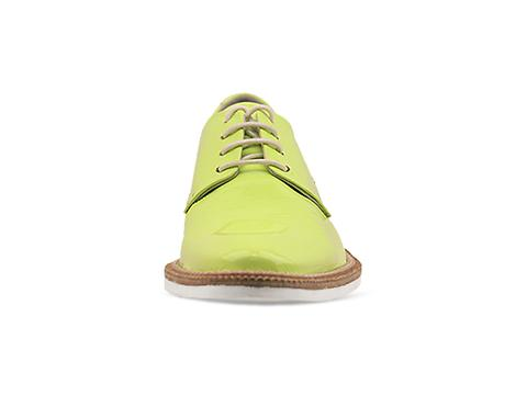 Miista In Fluoro Yellow Zoe