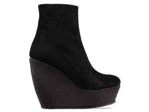 Minimarket In Black Black Space Shoe Suede
