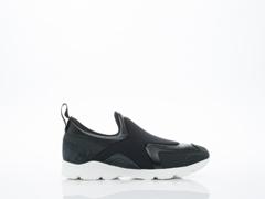 MM6 Maison Martin Margiela In Black S45064 Sneakers