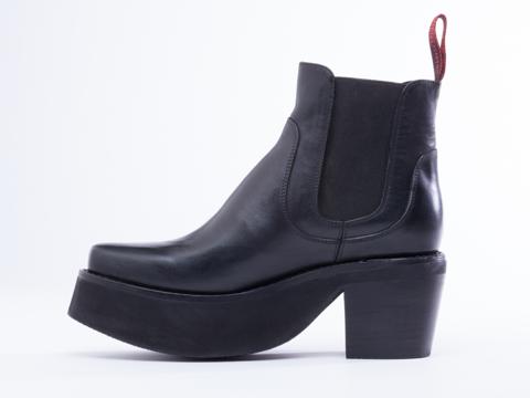 NaNa X Solestruck In Black Danica