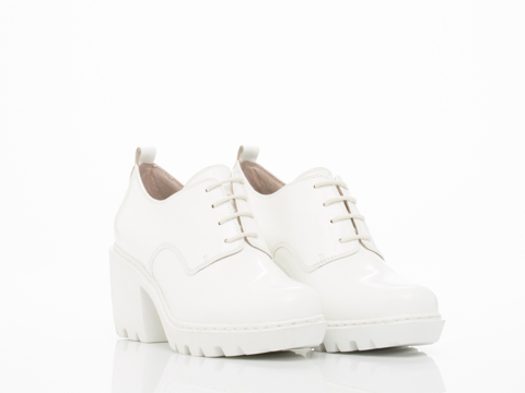 Opening Ceremony In White Grunge Oxford