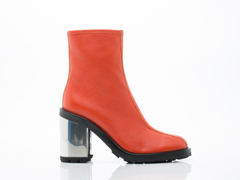 Opening Ceremony In Carnation Leather Isa Boot