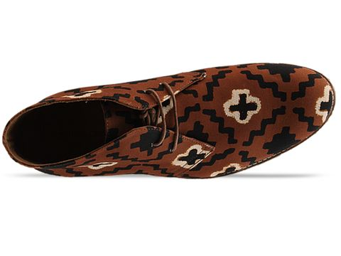 Opening Ceremony In Rust Cross Fabric M6 Mens