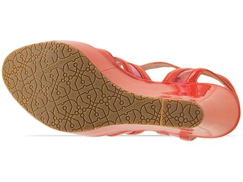 Opening Ceremony In Coral Paradise Platform Wedge